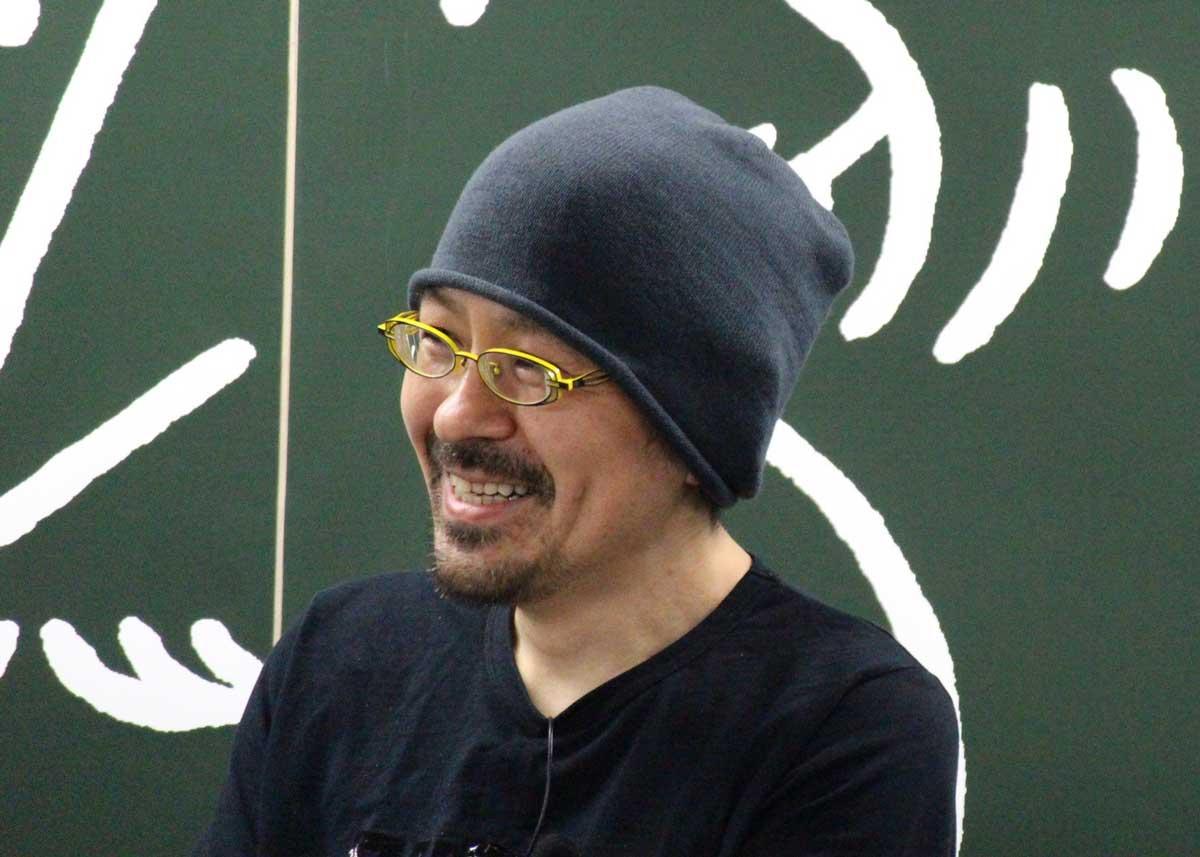 古川日出男さん