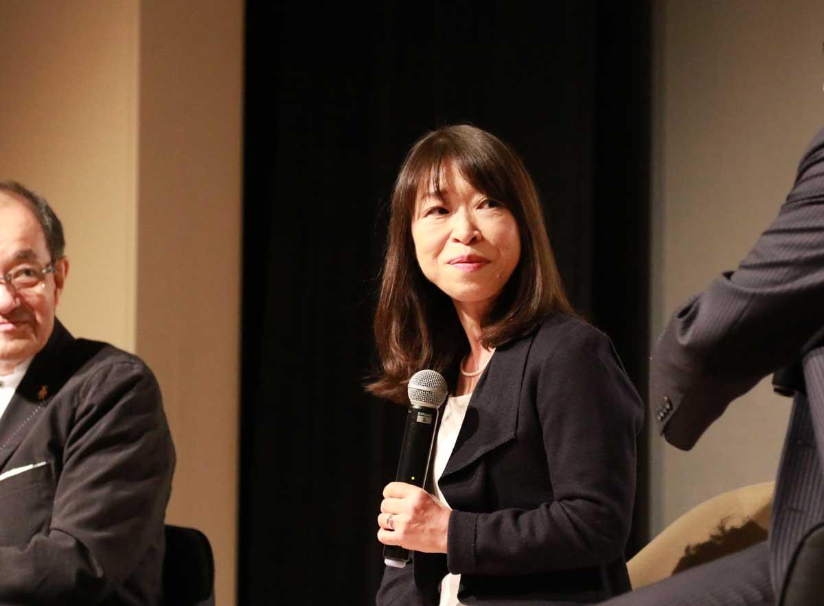 山本淳子さん