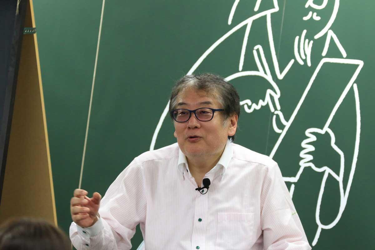 上野誠先生