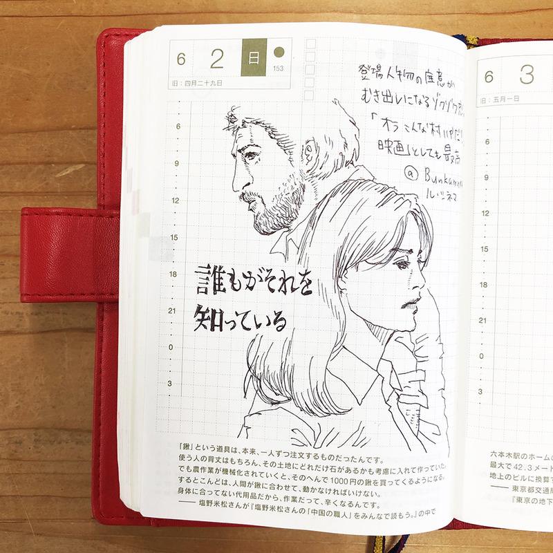 ほぼ日手帳ニュース ほぼ日手帳 19