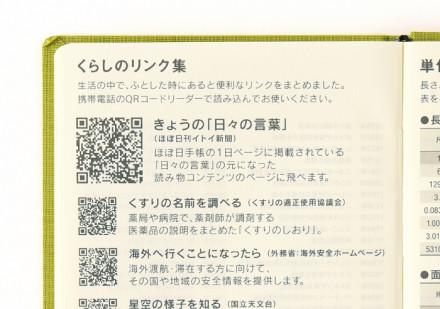 週間手帳のWEEKS - 全ページ解説 ...