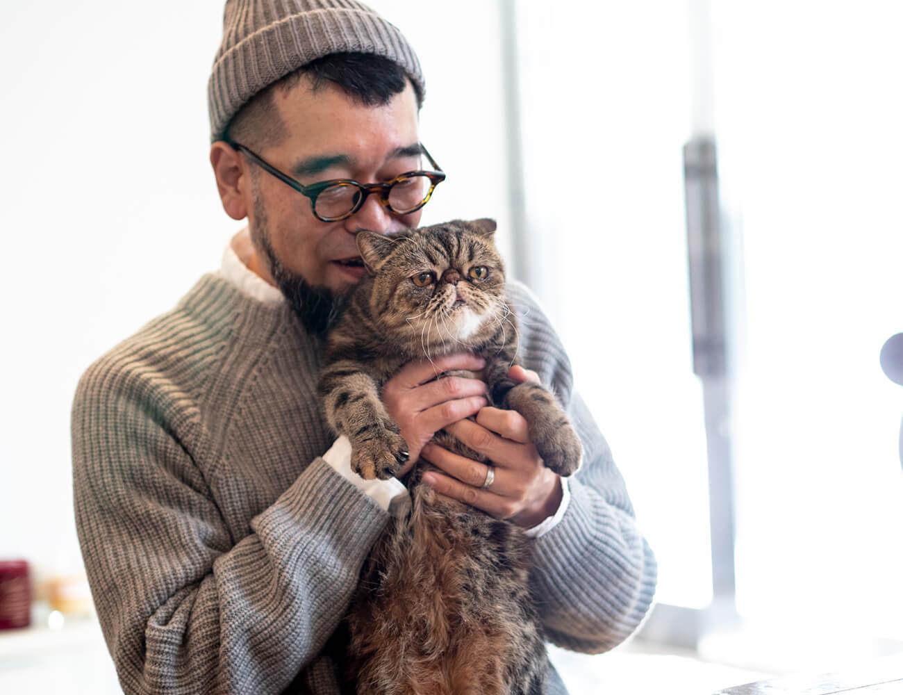 槇原敬之 猫