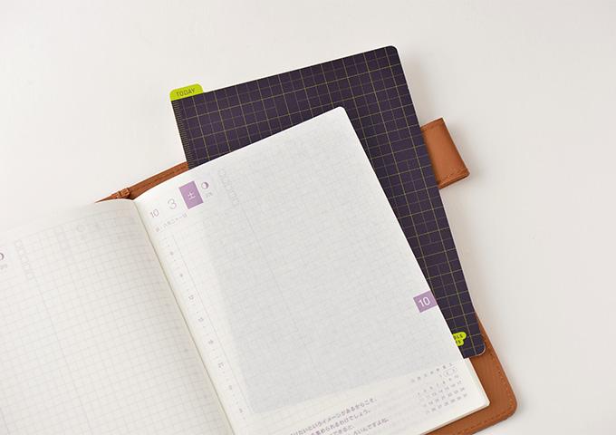 hobonichi pencil board - accessories lineup