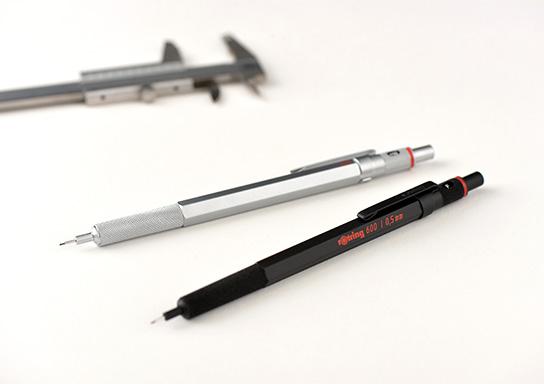 Rotring Rotring Drafting Pencil Accessories Lineup HOBONICHI - Drafting pencil