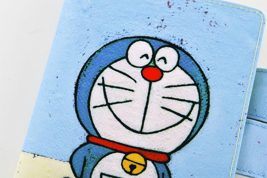 Doraemon I Am Doraemon Techo Lineup Hobonichi Techo 2019