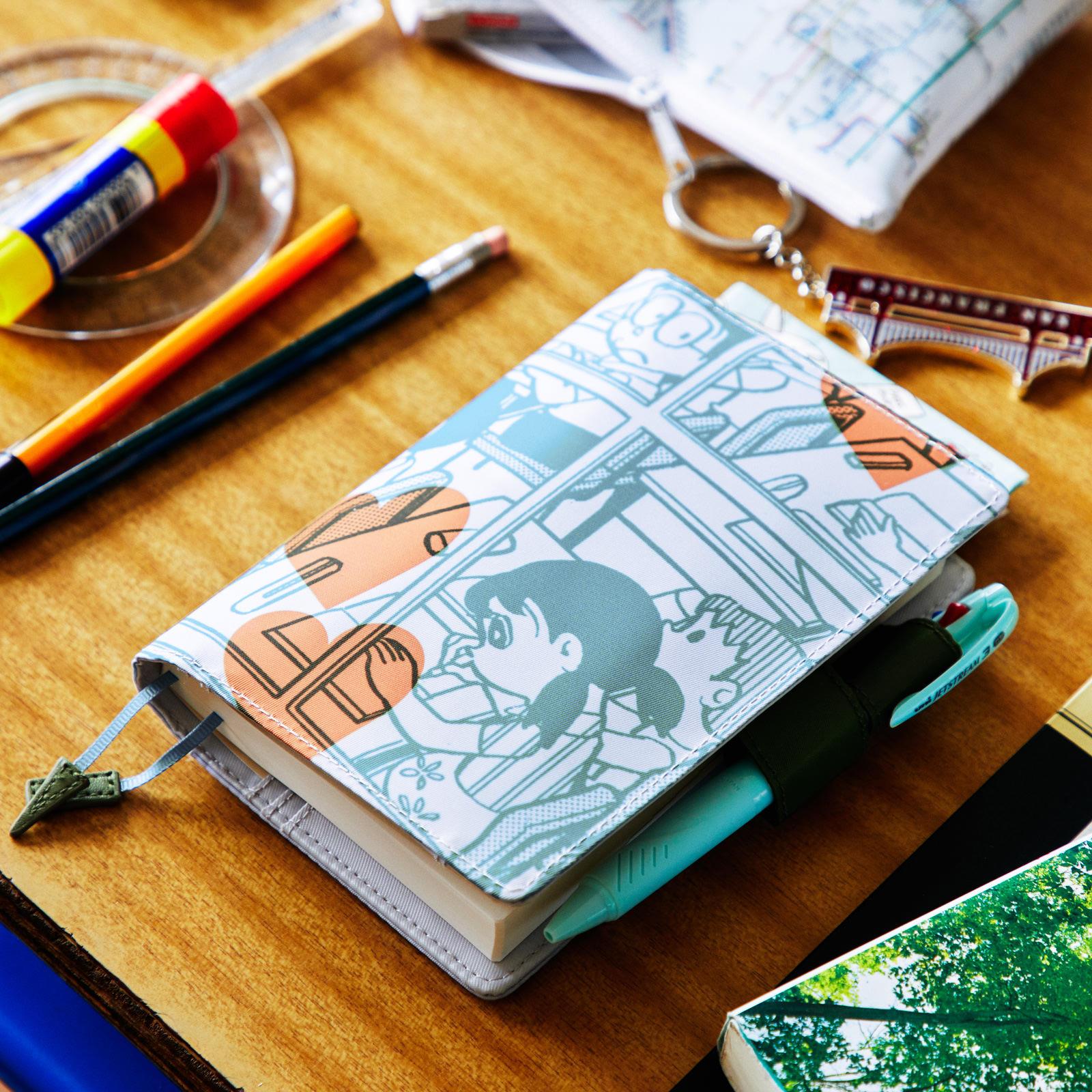 Notebook Fujio Museum ver Doraemon Hobonichi Techo 2020 weeks Fujiko F