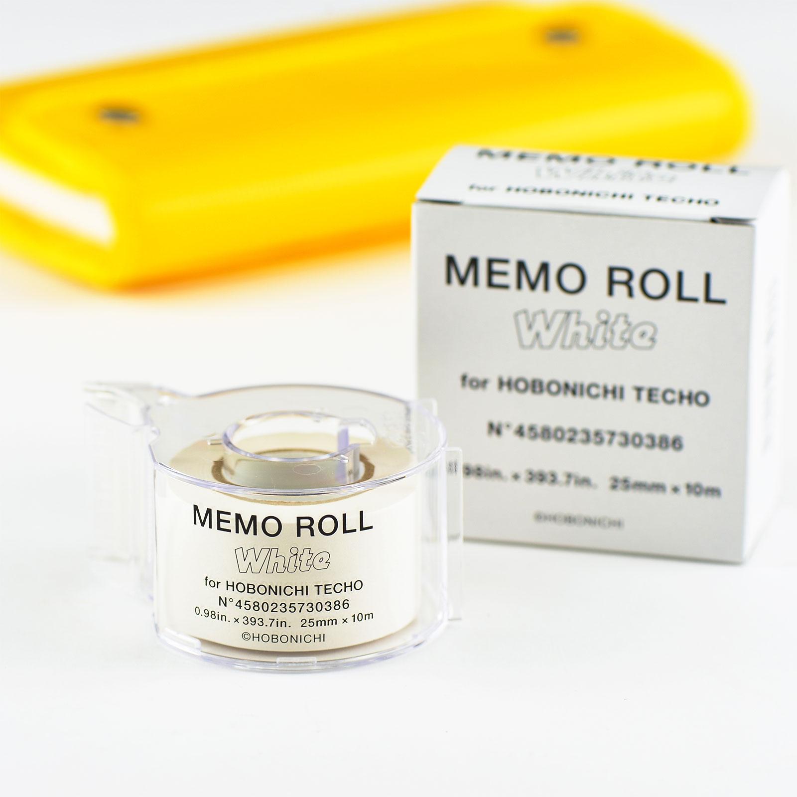 memo roll 文房具 雑貨ラインナップ ほぼ日手帳 2019