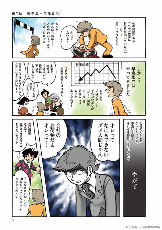 田中圭一/KADOKAWA