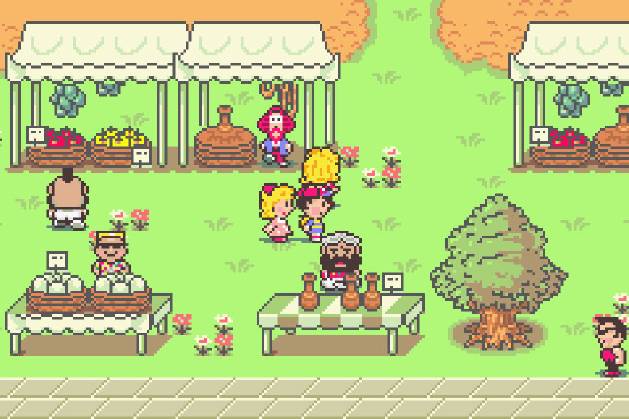 「mother2 ゲーム」の画像検索結果