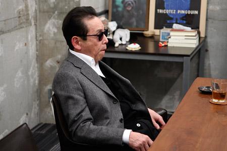 ほぼ日刊イトイ新聞 - タモリ先生の午後 2009