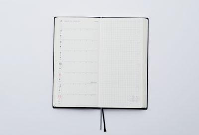 ほぼ日手帳2011 Weeksがお目見えしたよ。