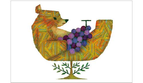 福田利之個展「収穫祭」
